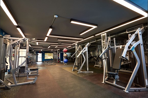 Aliro fitness center